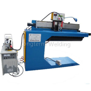 Type 1 Fire Extinguisher External Straight Seam Welding Machine