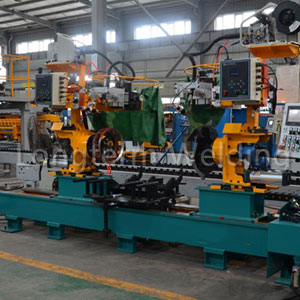 Longterm welding water tank circumferential welding machine from China