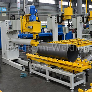 Longterm welding water tank seam welding machine from China