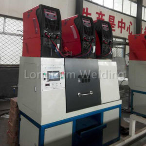Longterm welding Three-gun-circumferencial-welding-machine